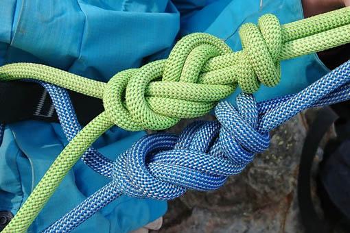 A small image of some climbing knots
